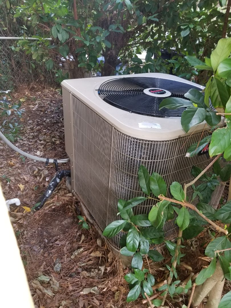Did maintenance on 15yr old Amana system needed repairs homeowner's are upgrading it