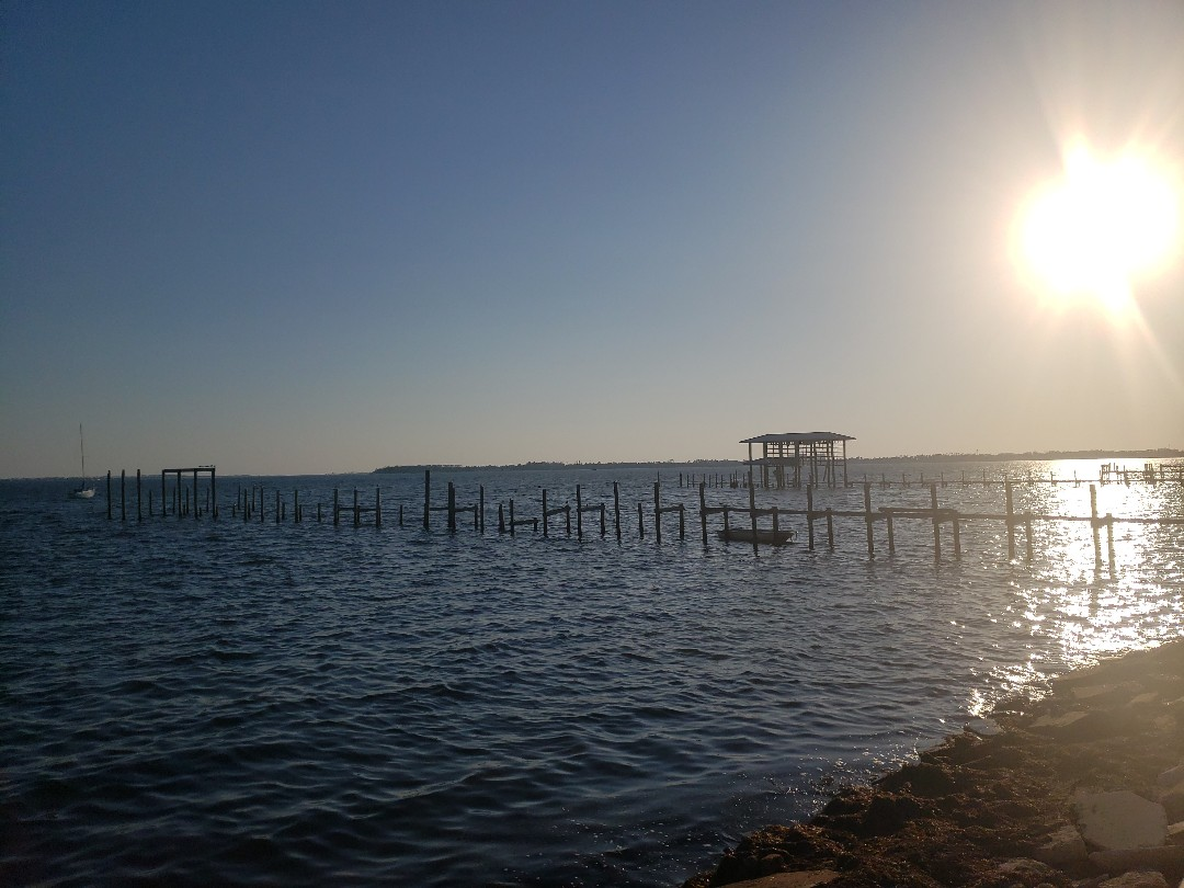 Panama City, FL - Mini Split AC in St. Andrews part of Panama City.  What a great view.