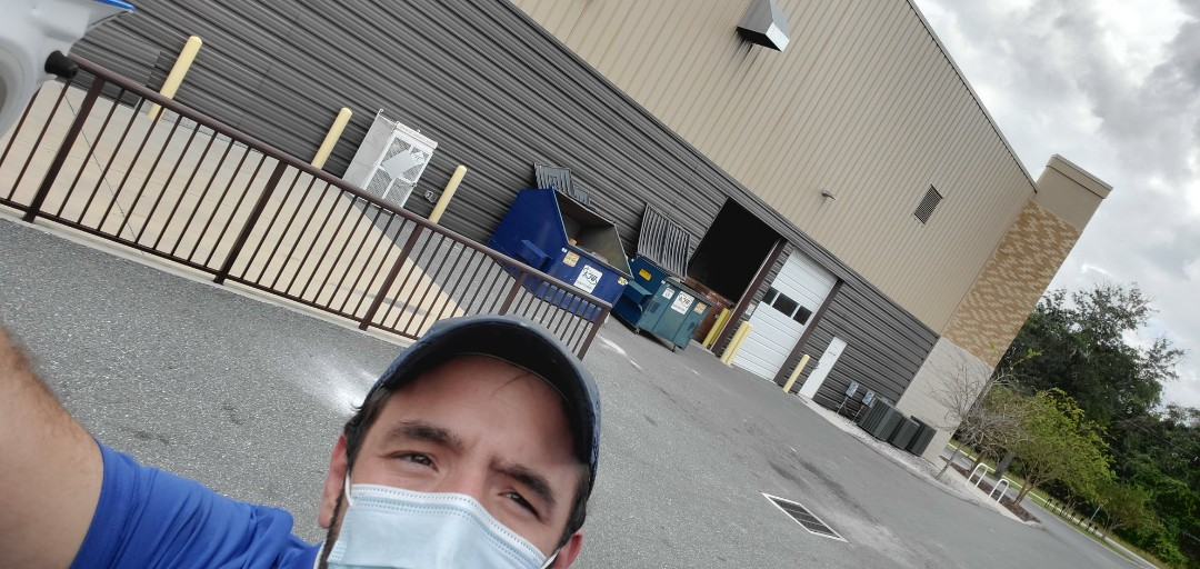 Lake City, FL - Picking up replacement conctactor and txv from trane in gainesville