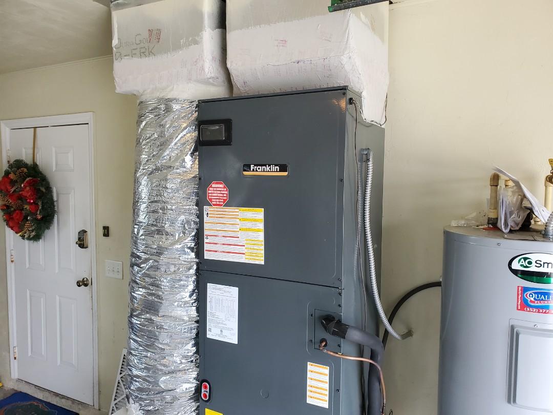High Springs, FL - New install high efficiency unit 16 seer ac system