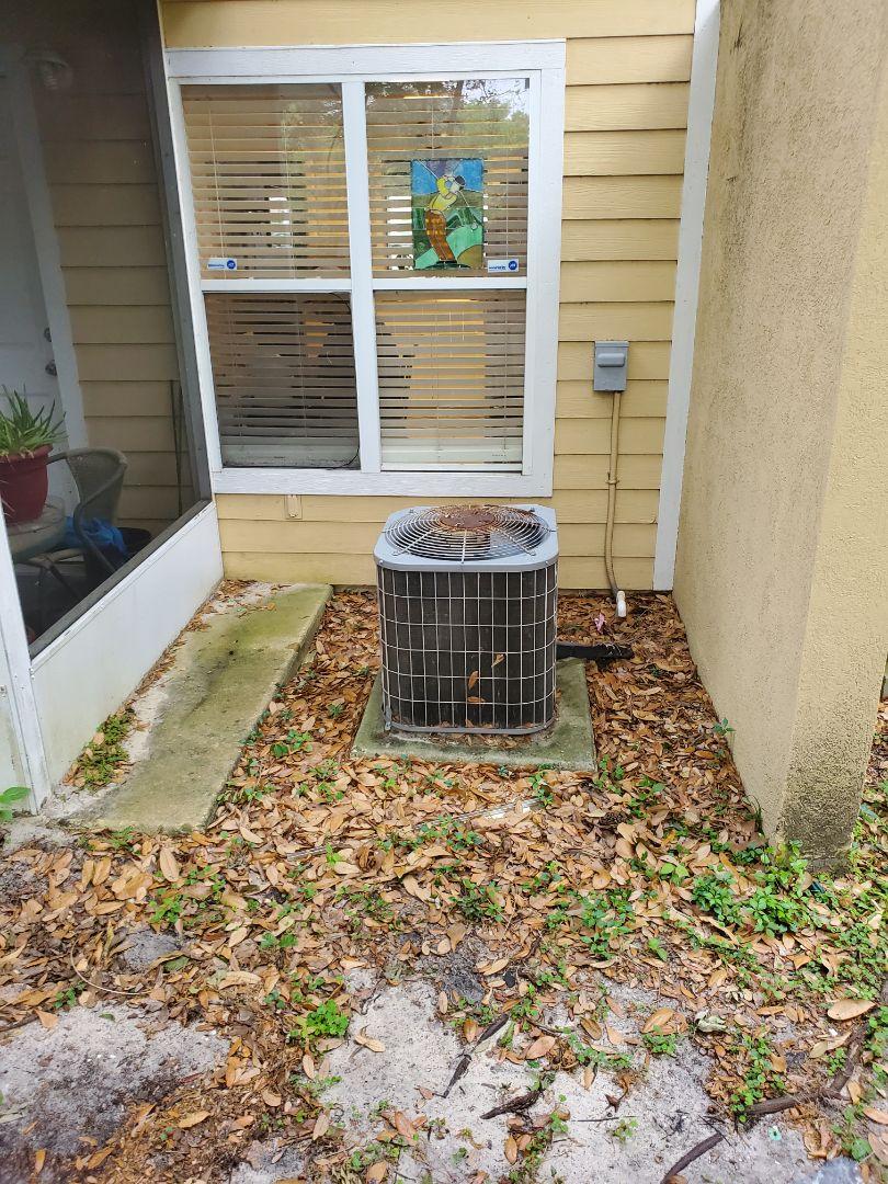 Gainesville, FL - Older icp ac unit replacement quote