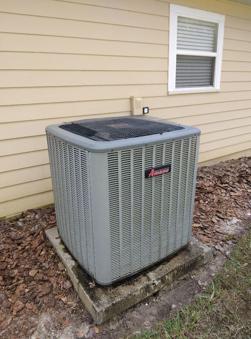 Alachua, FL - Conducted cleaning, tested electrical components, and cleared draining.