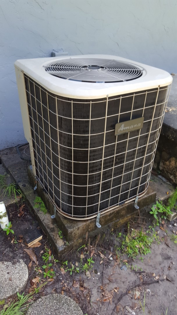 Williston, FL - Installed turbo cap on 14 year old Amana system during maintenance