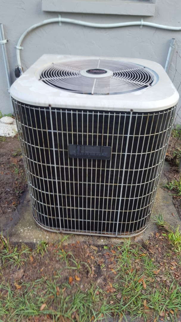 Williston, FL - Did maintenance on 14 year old Amana system