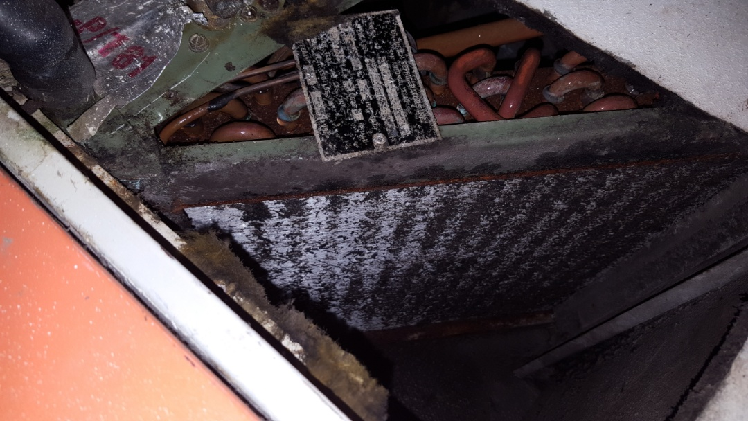 Williston, FL - Did Leak search on 20 year old coil