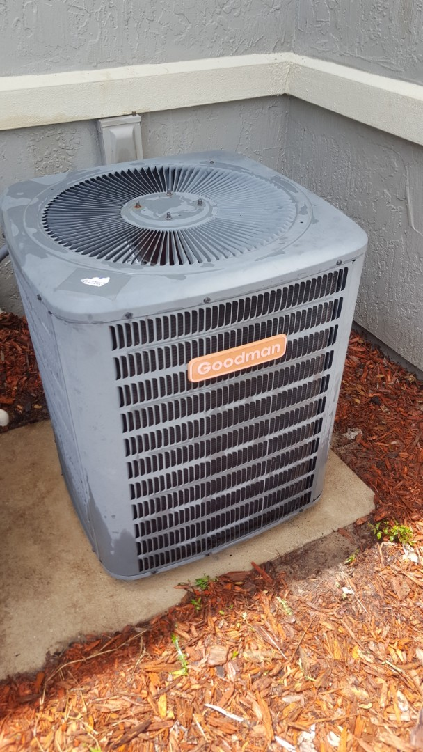 Williston, FL - Did maintenance on 10 year old Goodman system