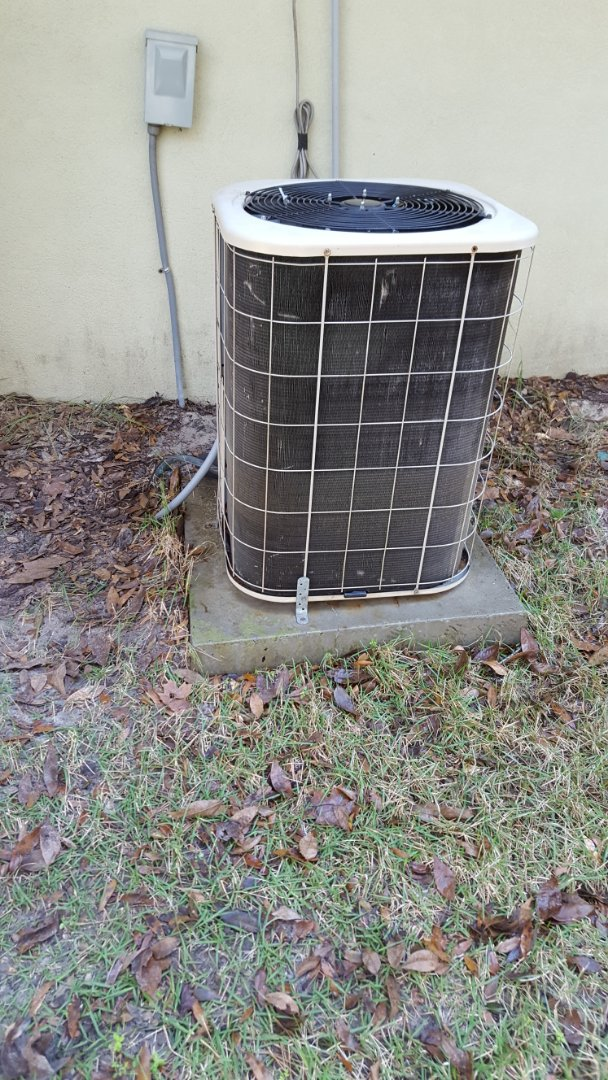 High Springs, FL - Did maintenance on 14 year old Amana system