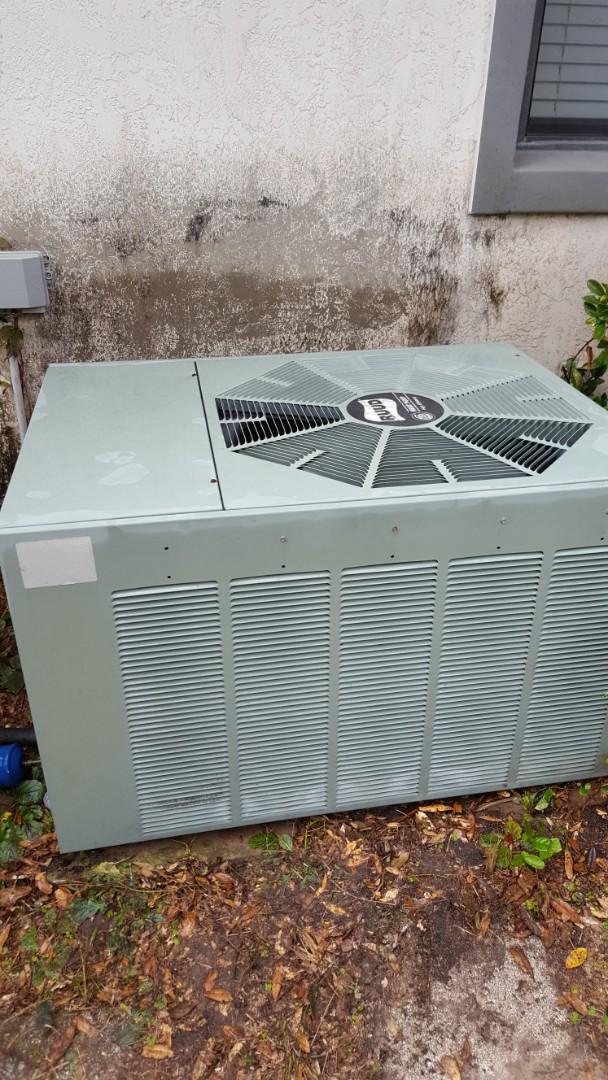 Micanopy, FL - Didn't maintenance on 17 year old Rheem system