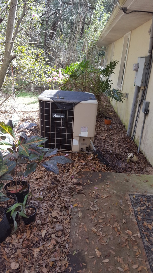 Newberry, FL -  did maintenance on 16 year old Amana system