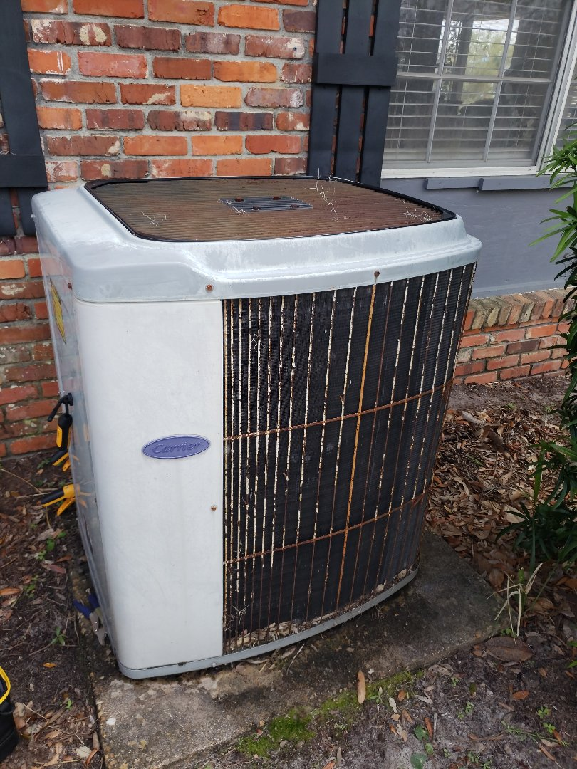 Panama City, FL - Free estimate on a new system and evaluation of duct work.