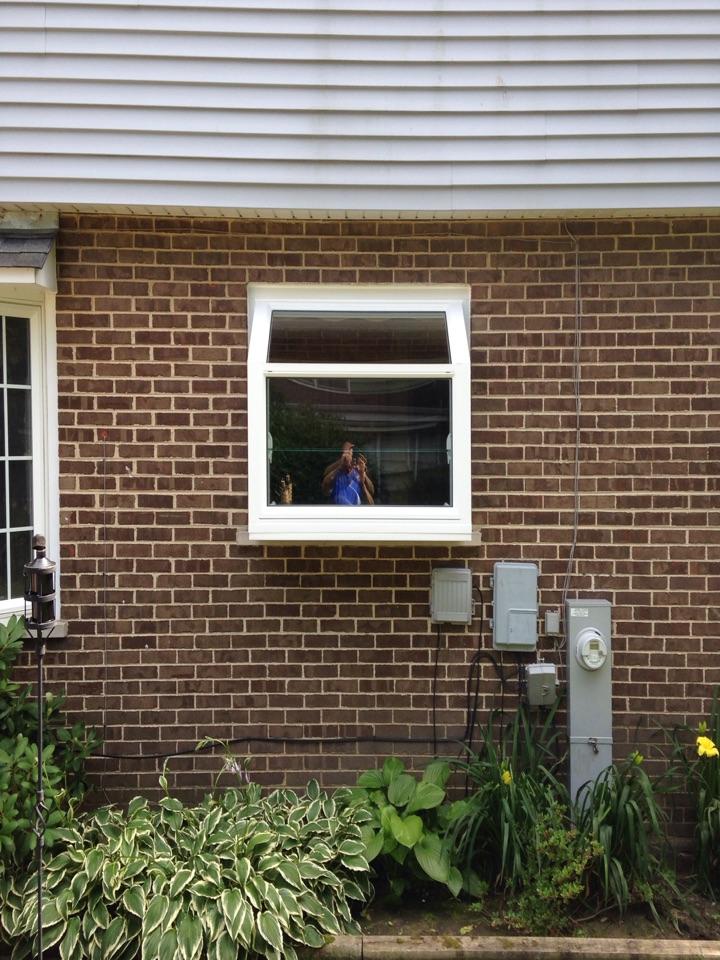 Arlington Heights, IL - Sunrise garden window