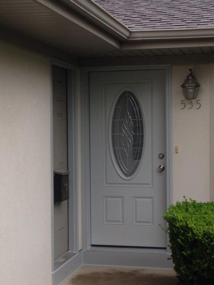 Arlington Heights, IL - Therma Tru door