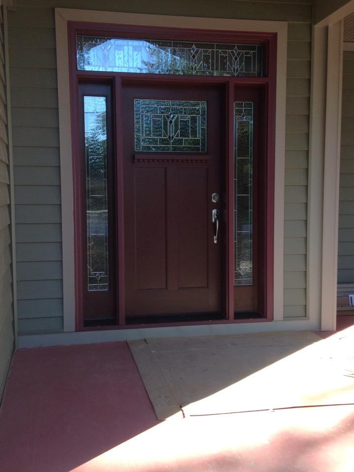 Burr Ridge, IL - Therma Tru door system