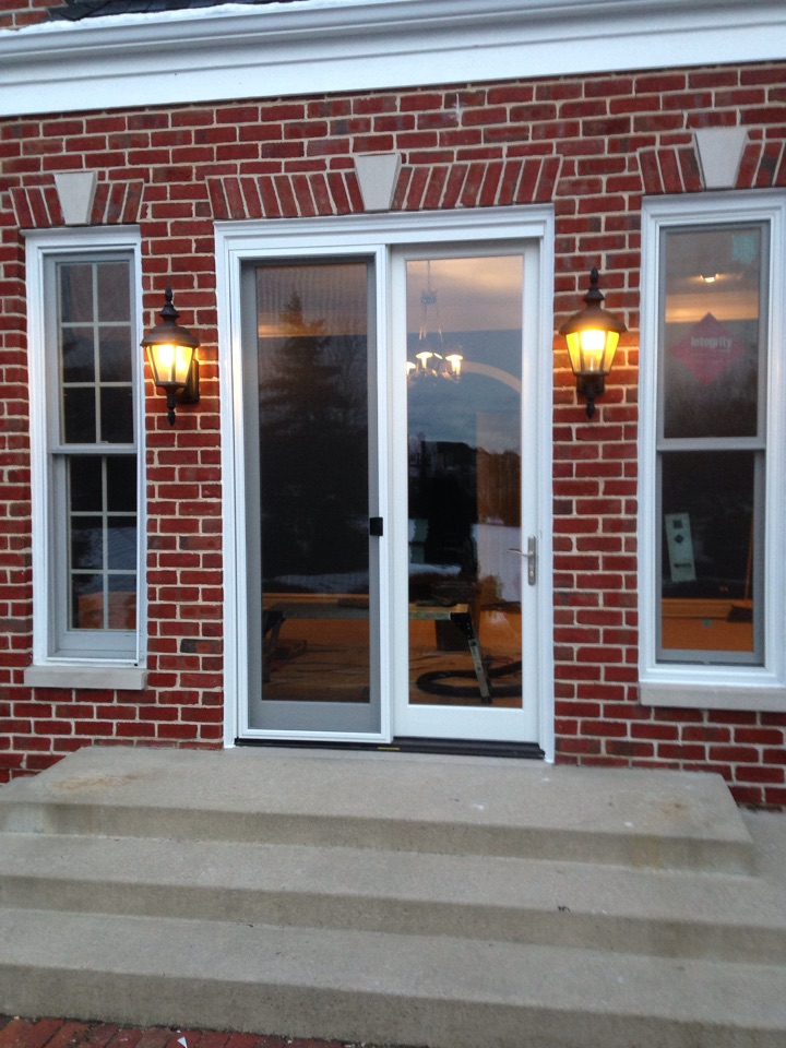 Burr Ridge, IL - Integrity doors and windows by Marvin