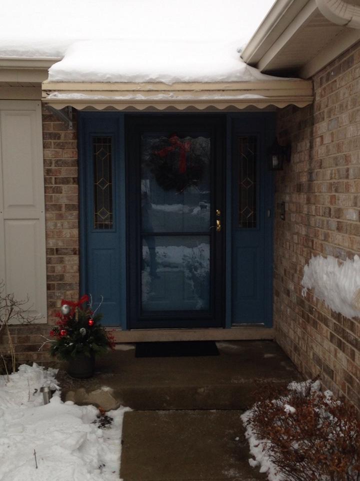 Arlington Heights, IL - Provia spectrum storm doors