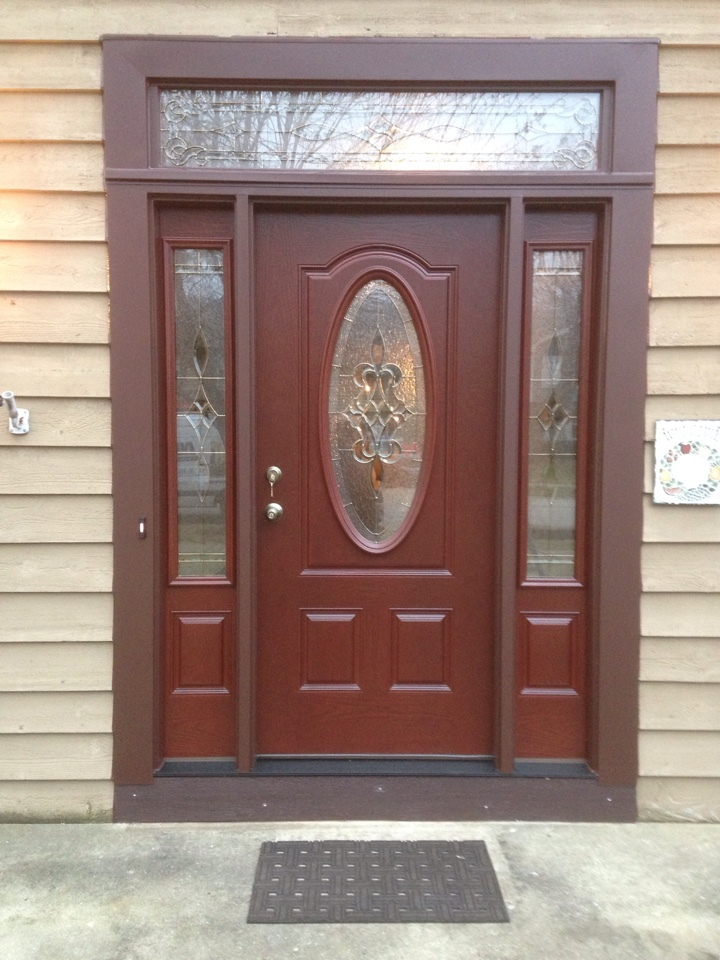 Naperville, IL - Albany door system