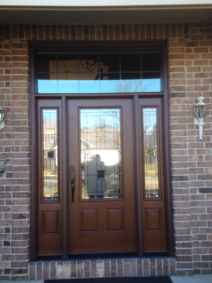 Naperville, IL - Albany sentry door system