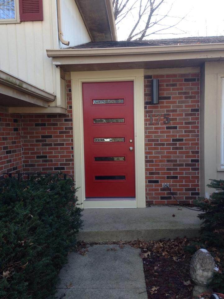 Burr Ridge, IL - Provia entry door