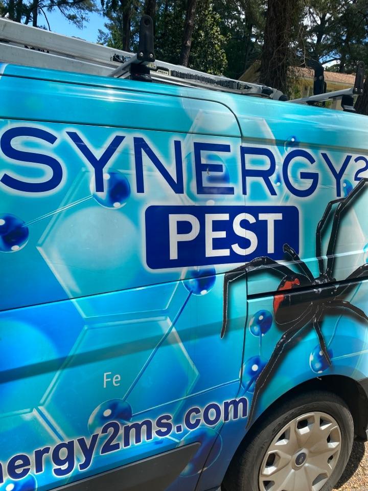 Jackson, MS - Bi Annual Exterior Service Jackson MS: Synergy² Pest Control and Extermination Jackson MS