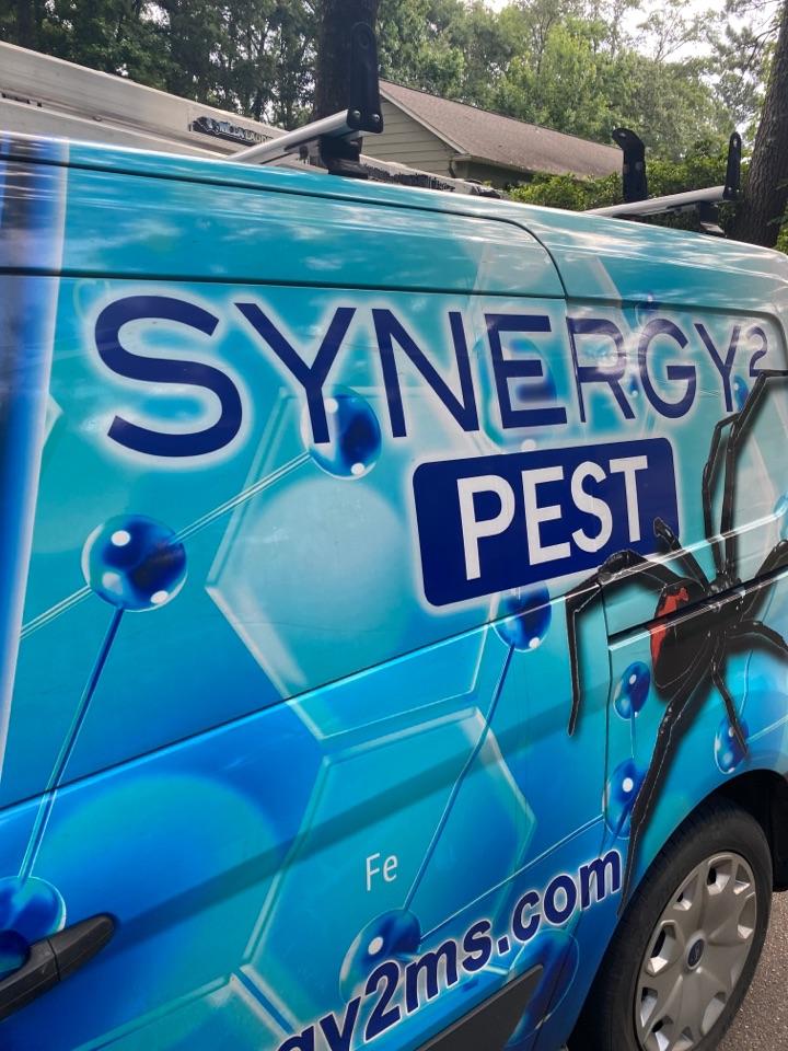 Jackson, MS - Quarterly Pest Control Jackson MS: Synergy² Pest Control and Extermination Jackson MS
