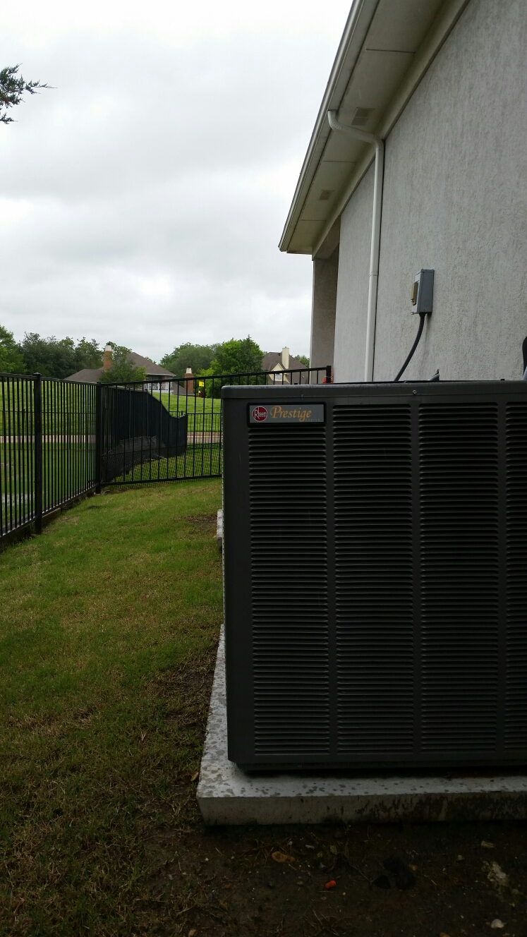Heath, TX - Rheem ac repair