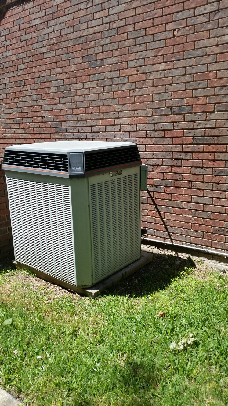 Rockwall, TX - Ac repair trane XL 21 heatpump replace defrost control perform air conditioning service replace filter clean condenser coils Heath Texas