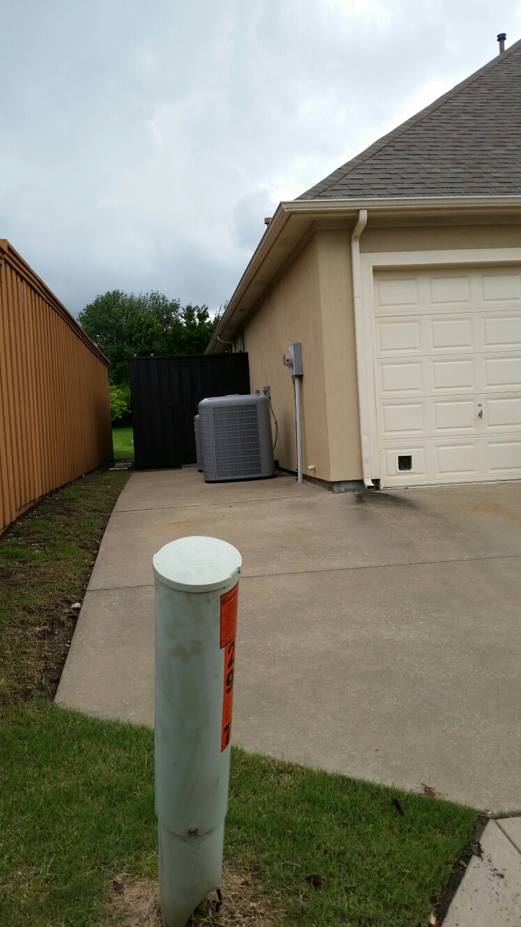 Rockwall, TX - Ac repair replace carrier condenser motor perform air conditioning service Rockwall Texas