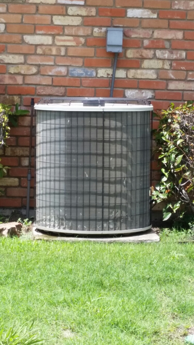Garland, TX - Ac repair Goodman air conditioner replace evaporator fan motor service air conditioning system