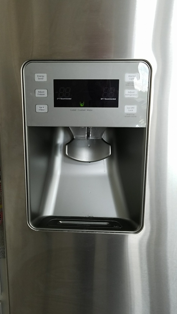 Heath, TX - Replace ice maker also replace water valve