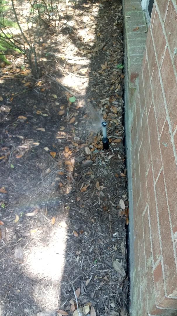 Sugar Land, TX - Sprinklers repair