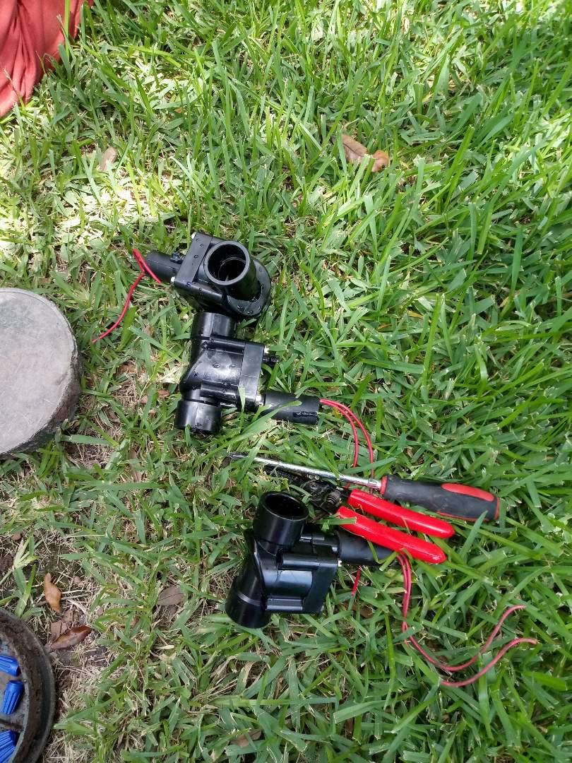 League City, TX - Sprinkler repair