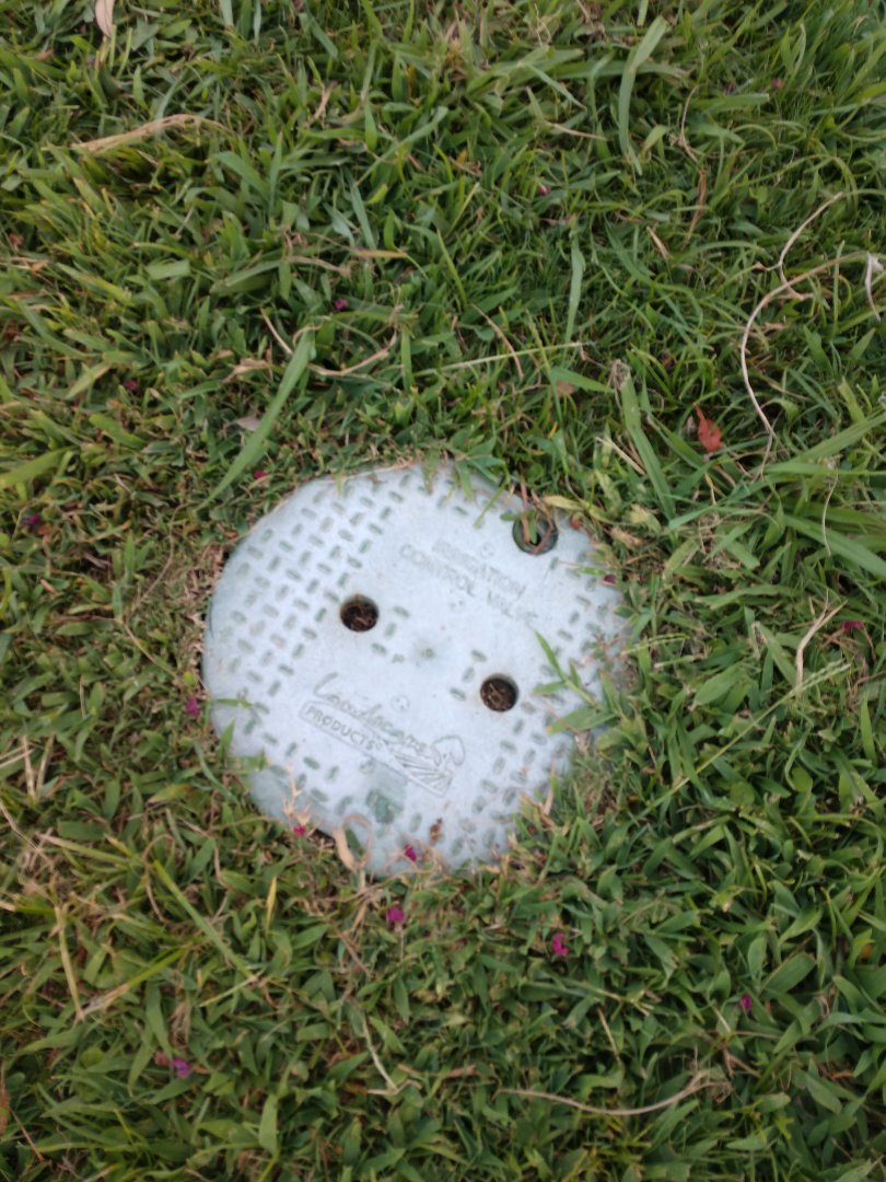 Katy, TX - Commercial sprinkler repair
