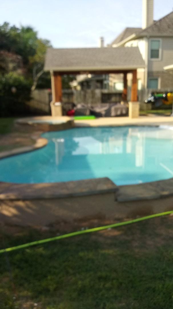 Pool revamp