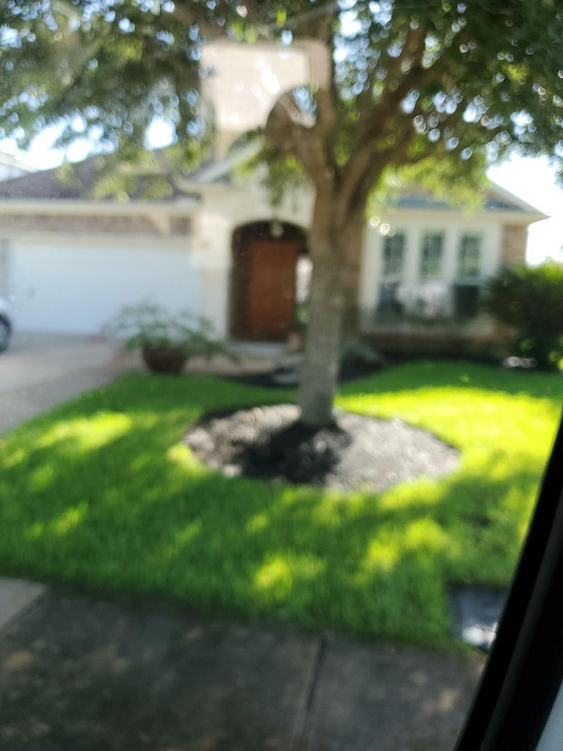 Pearland, TX - Check for leak in sprinkler system.