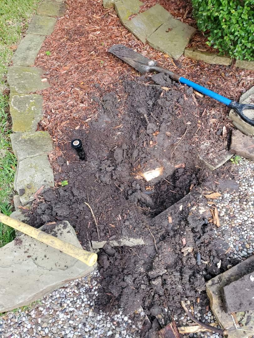 Friendswood, TX - Repair leak