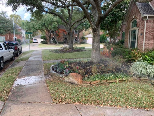 Friendswood, TX - Repair busted wire on rain sensor, Rainbird system