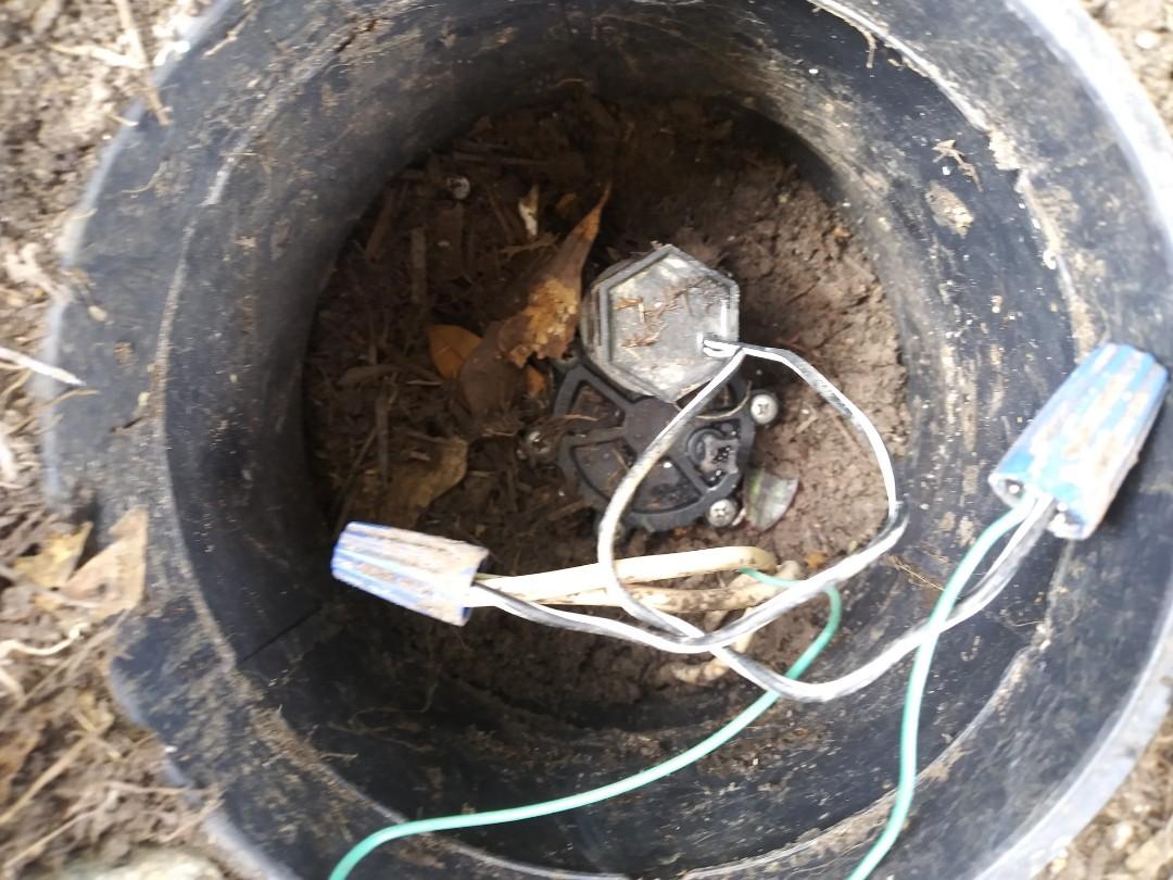 Replacing valve