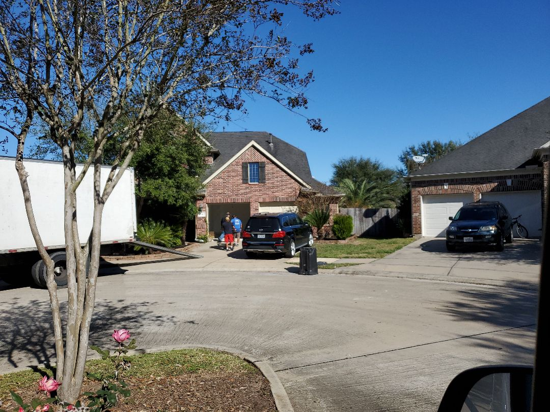 Sugar Land, TX - Replaced heads. Repaired leak. Raised and straightened heads as needed.