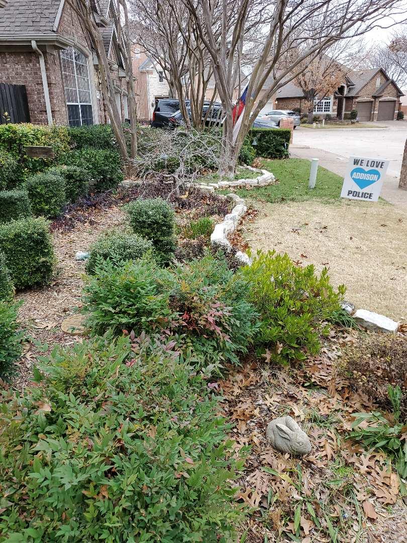 Addison, TX - Full sprinkler system check