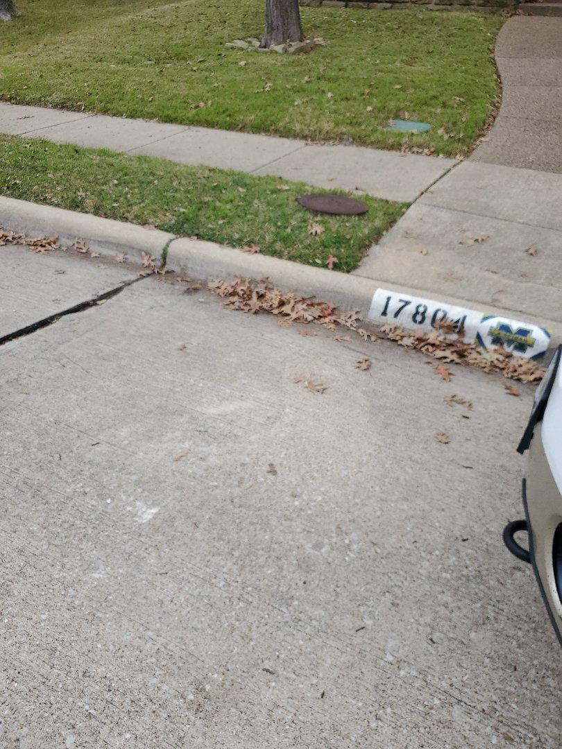 Dallas, TX - Sprinkler system repairs, Leak fix.