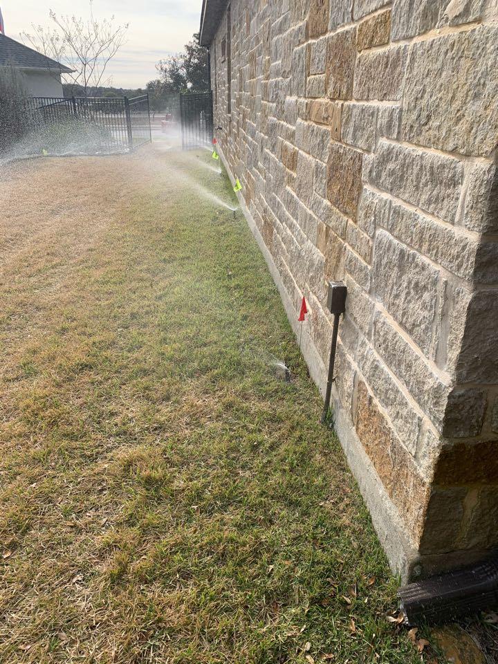 Boerne, TX - Raising and replacing sprinkler heads