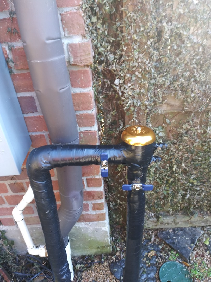 Houston, TX - Replaced Backflow