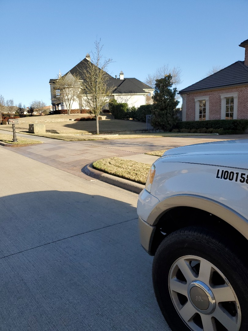 Allen, TX - Full sprinkler system check up, And repairs.