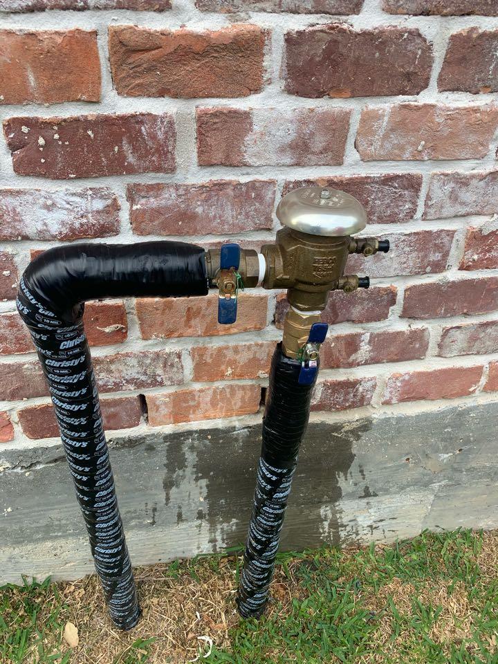 Montgomery, TX - Sprinkler repair