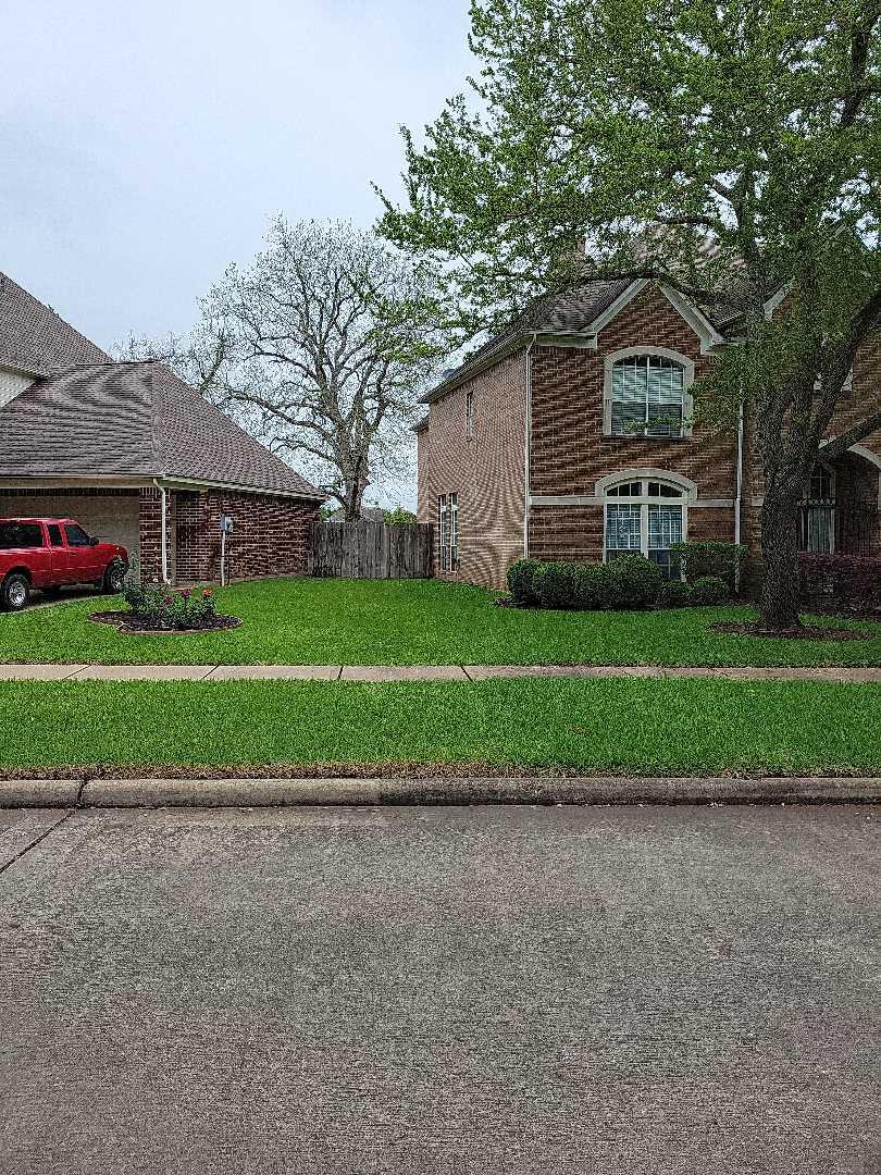 Missouri City, TX - Added sprinkler head