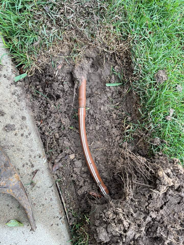 Round Rock, TX - Valve replacement and drip line repair