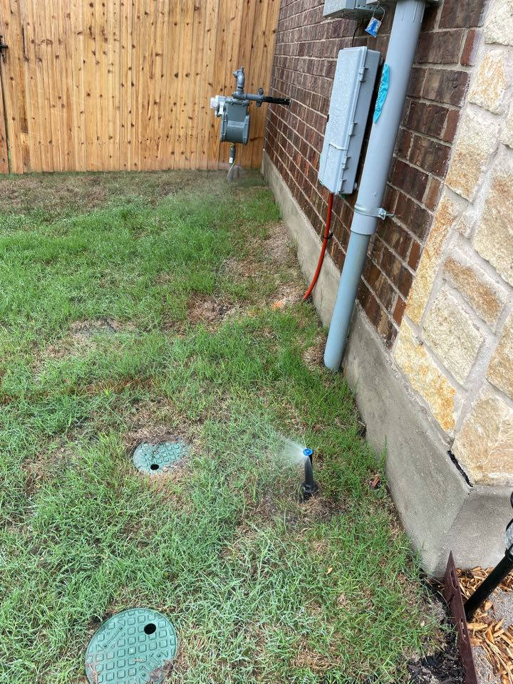 Georgetown, TX - Inspection with repairs