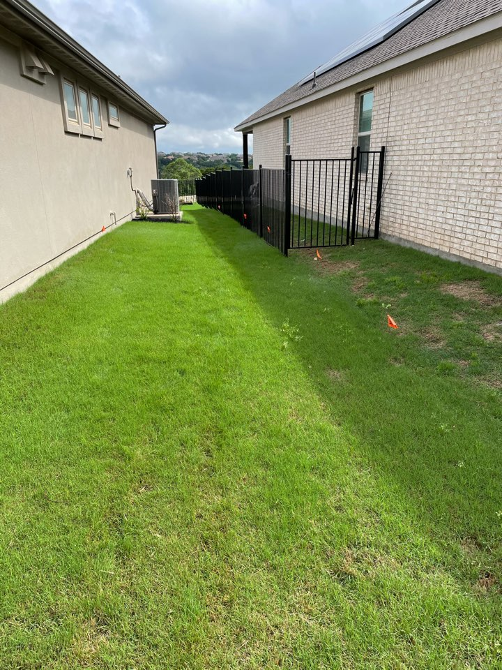 Leander, TX - Inspection with repairs