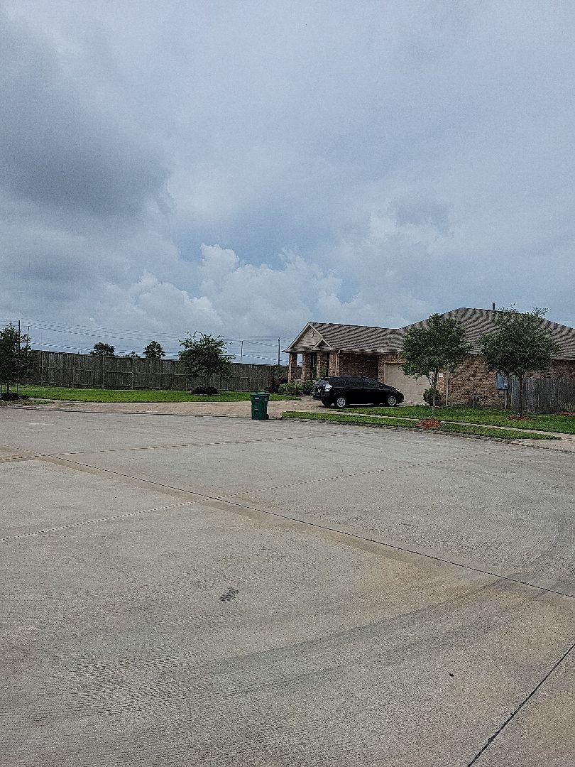 La Marque, TX - Replaced broken pvb.