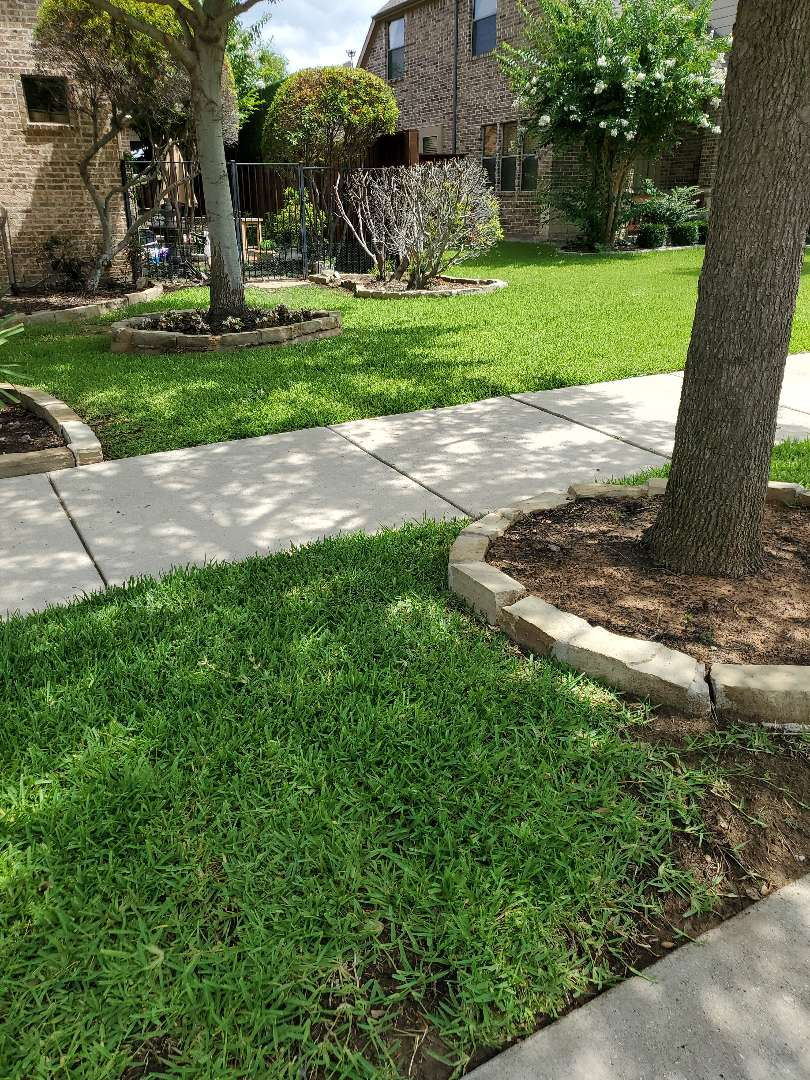 Coppell, TX - Sprinkler system repairs